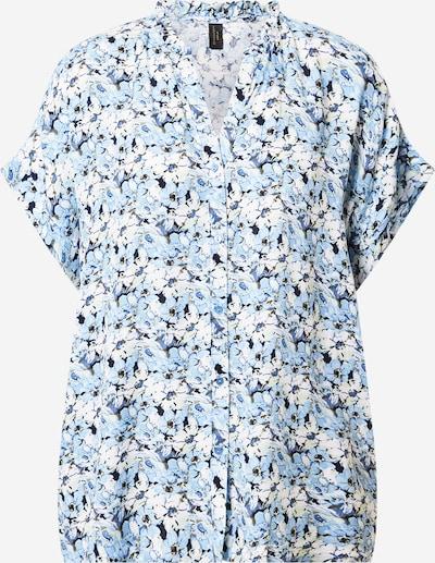 Soyaconcept Bluse 'Ophira' in blau / mischfarben, Produktansicht
