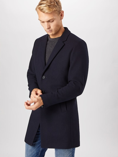 JACK & JONES Mantel in navy, Modelansicht
