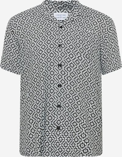 Libertine-Libertine Košile 'Cave' - černá / bílá, Produkt