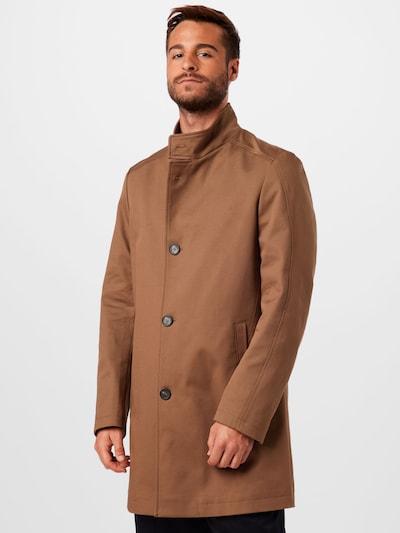 Demisezoninis paltas 'HILTON' iš CINQUE, spalva – šviesiai ruda, Modelio vaizdas