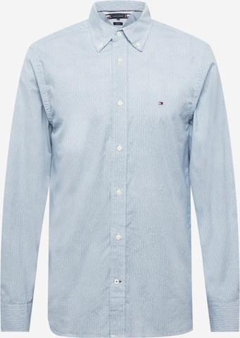 TOMMY HILFIGER Риза в синьо