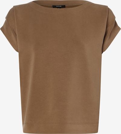 OPUS Sweatshirt in Brown, Item view