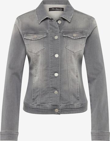Mavi Between-Season Jacket 'DAISY' in Grey