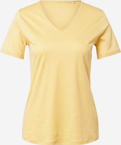 CALIDA Pajama Shirt 'Favourites Trend 1' in Yellow, Item view