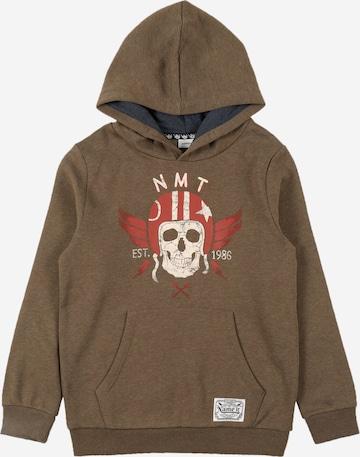 NAME IT Sweatshirt 'Ojule' i brun