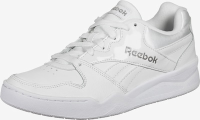REEBOK Chaussure de sport 'Royal BB4500' en argent / blanc, Vue avec produit