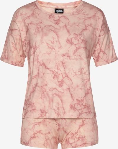 Pantaloni scurți BUFFALO pe rosé, Vizualizare produs