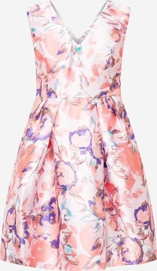 Chi Chi Curve Kokteilové šaty - vodová / kráľovská modrá / rosé / svetloružová, Produkt