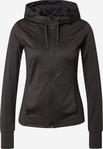4F Athletic Sweatshirt in Black