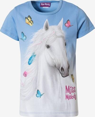 Miss Melody T-Shirt in weiß, Produktansicht