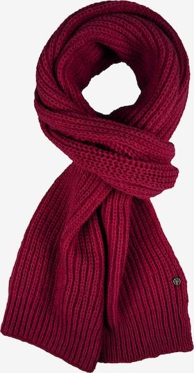 LOEVENICH Strickschal ' Cozy Winter ' in rot, Produktansicht