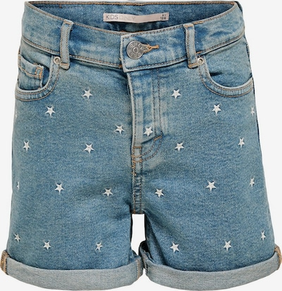 KIDS ONLY Short in blue denim, Produktansicht