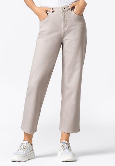 HALLHUBER Jeans in beige, Modelansicht