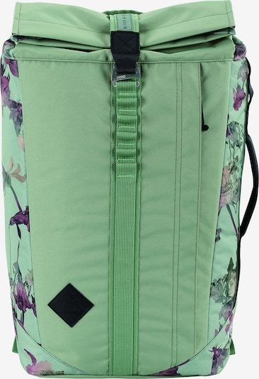 NitroBags Rucksack 'Scrambler' in hellgrün, Produktansicht