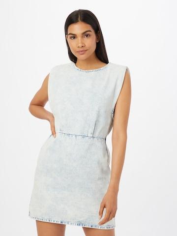 ONLY Kleid 'SAGA' in Blau