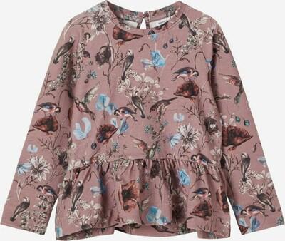 NAME IT Sweatshirt in lila / mischfarben, Produktansicht