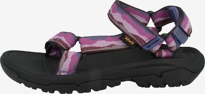 TEVA Sandale in indigo / pastellblau / mauve / pink, Produktansicht
