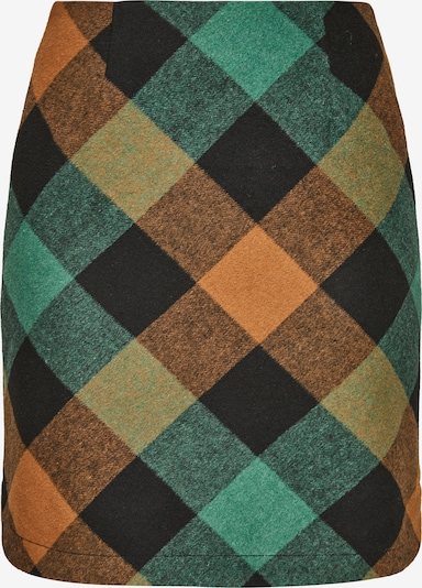 s.Oliver Skirt in Green / Orange / Black, Item view