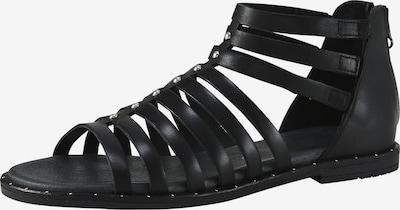 heine Sandale in schwarz, Produktansicht