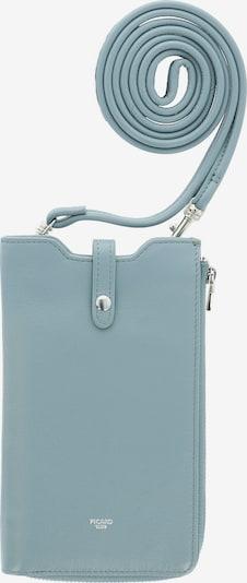 Picard Bingo Handytasche Leder 18 cm in hellblau, Produktansicht