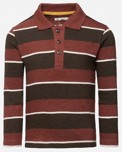Noppies Shirt ' Banjaluka ' in de kleur Donkerrood / Zwart / Wit, Productweergave