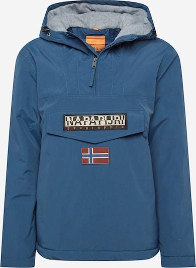 NAPAPIJRI Prijelazna jakna 'RAINFOREST' u plava, Pregled proizvoda