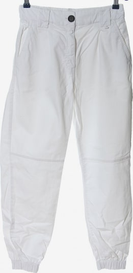 Bershka Baggyjeans in 29 in weiß, Produktansicht