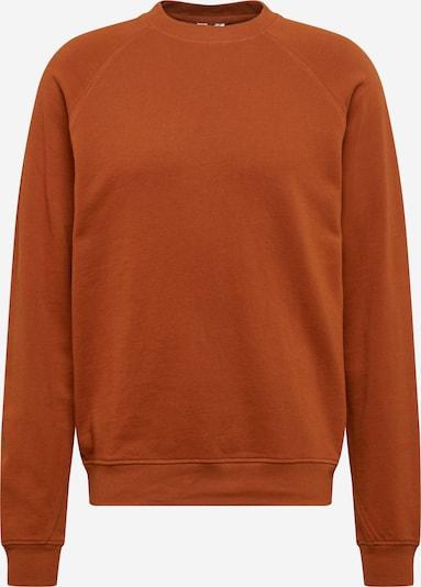 MELAWEAR Sweatshirt 'BALU' in hummer, Produktansicht