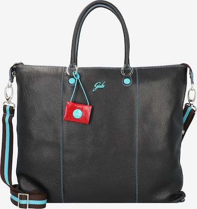 Gabs Handtasche in türkis / schwarz, Produktansicht