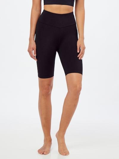 Hey Honey Спортен панталон в черно / бяло, Преглед на модела