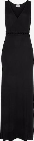 LASCANA Evening Dress in Black
