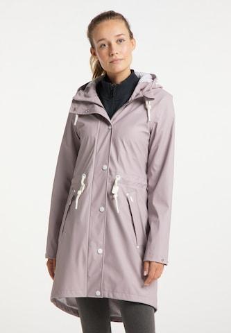 ICEBOUND Between-Seasons Coat in Pink