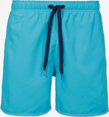 ARENA Sportbadehose 'Solid' in Blau