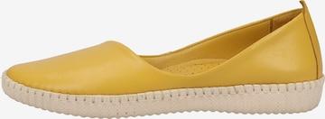 COSMOS COMFORT Slipper in Gelb