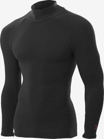 ZEROFIT T-Shirt fonctionnel ' HEATRUB ULTIMATE ' en noir, Vue avec produit