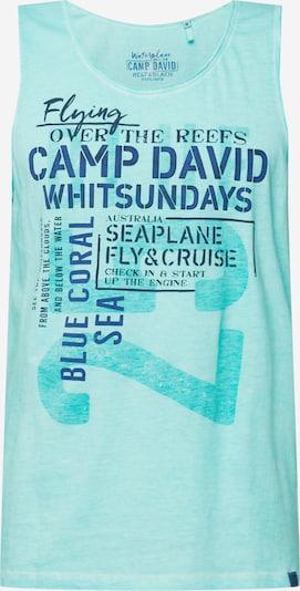CAMP DAVID Shirt in de kleur Blauw, Productweergave