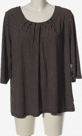 Infinity woman Langarm-Bluse in XL in rot / schwarz / weiß, Produktansicht