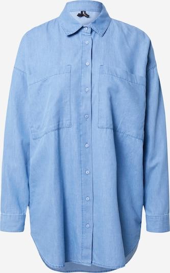 Bluză DeFacto pe albastru denim, Vizualizare produs