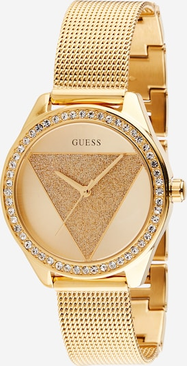 GUESS Zegarek analogowy w kolorze złotym, Podgląd produktu