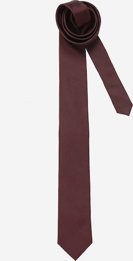 SELECTED HOMME Cravate en bordeaux, Vue avec produit