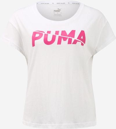 PUMA Sportshirt in pink / weiß, Produktansicht