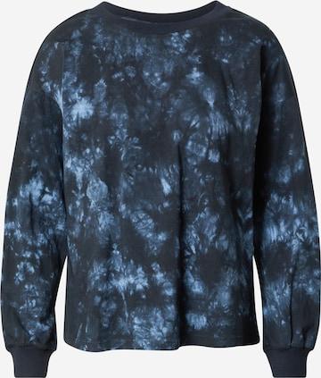 Bizance Paris Shirt 'ECRIN' in Blau