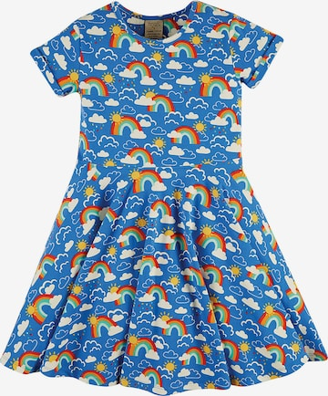Frugi Jerseykleid 'SPRING SKATER' in Blau