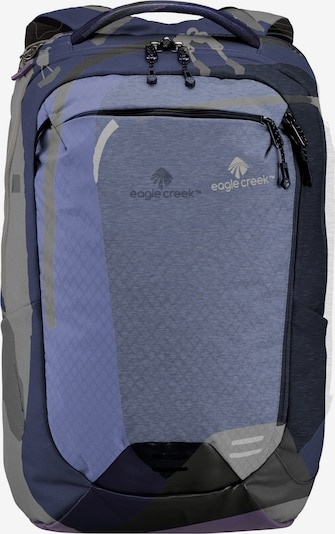 EAGLE CREEK Rucksack 'Wayfinder' in blau / grau / schwarz / weiß, Produktansicht