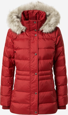 TOMMY HILFIGER Jacke 'Tyra' in Rot