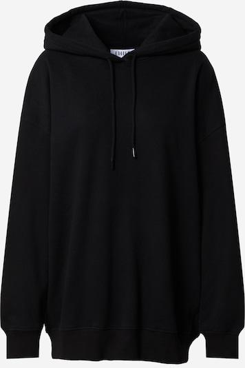 EDITED Sweatshirt 'Nyla' in schwarz, Produktansicht