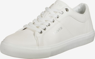 LEVI'S Sneakers 'Woodward' in White