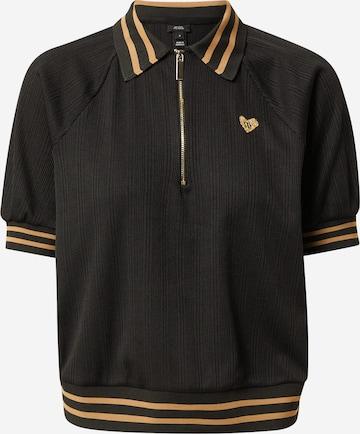 River Island Shirt in Black