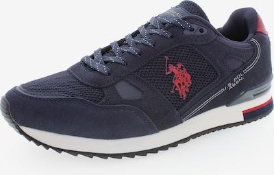 U.S. Polo Assn. Sneaker 'Wilde3' in blau, Produktansicht