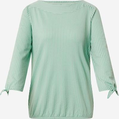 TOM TAILOR Shirt in Green / Light green, Item view
